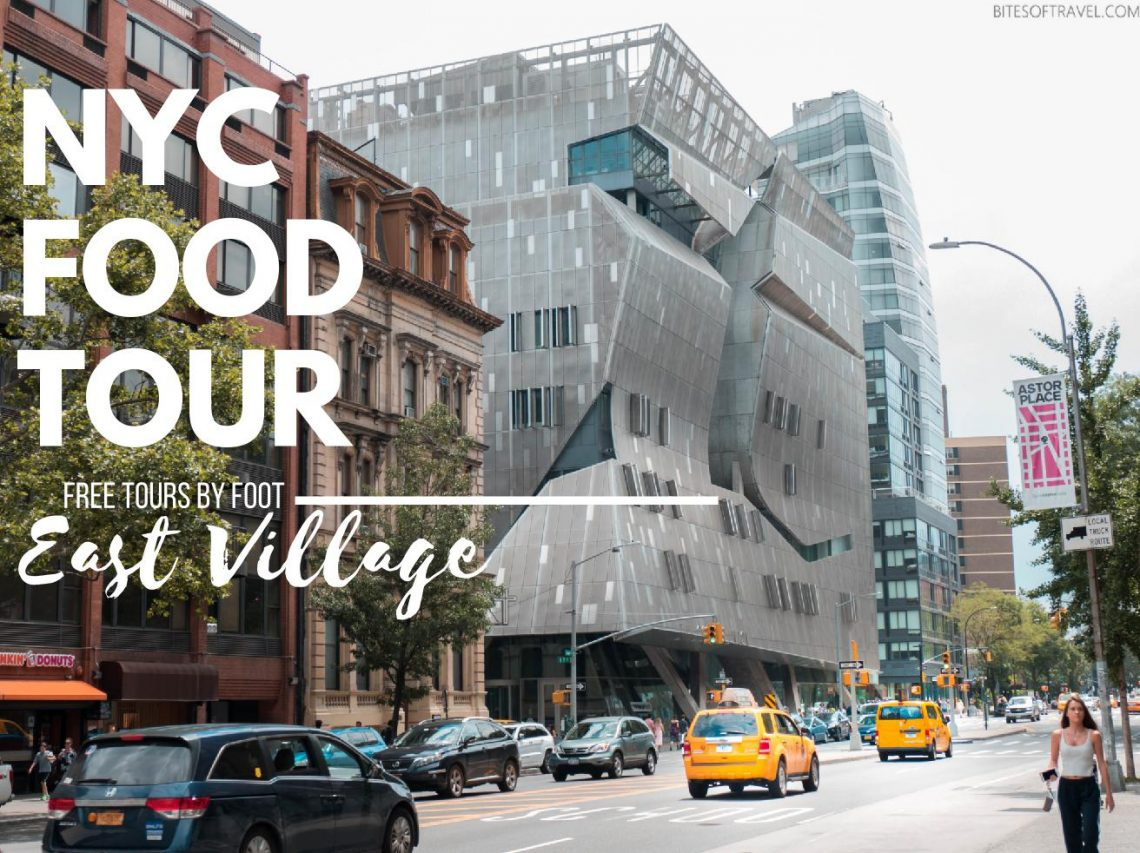 NYC Food Tour in East Village