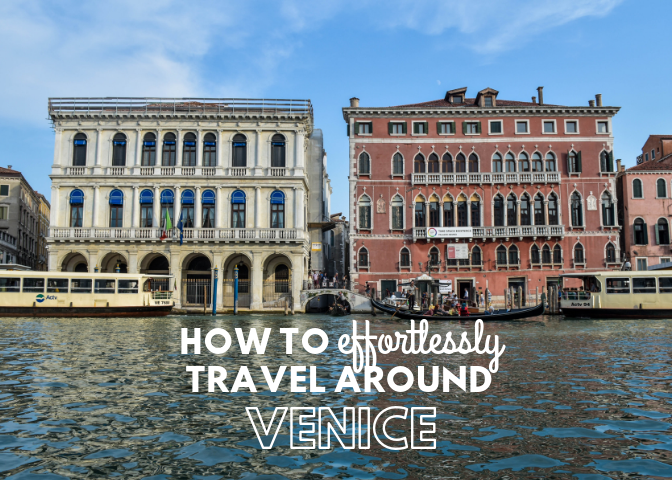 Venice Travel Options