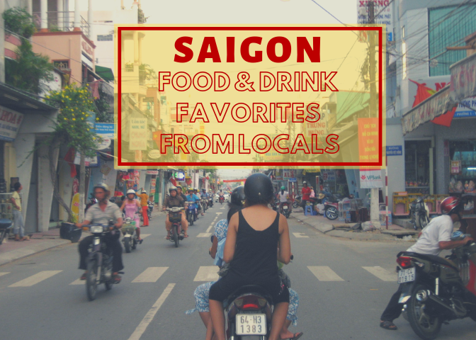 Local Food Favorites in Saigon