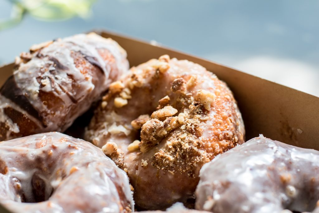 Seattle Food Donuts